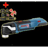 """Аккумуляторный мультитул Bosch GOP 18 V-EC (''solo"""")"""